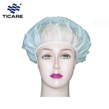 Surgical Bouffant Non Woven Disposable Medical Head Nurse Cap Hat