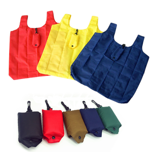 Multifunctional foldable reusable shopping bag Mobile phone for wholesales bag waterproof
