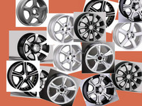 Hot China alloy wheels for cars/18 inch high quality aluminum for hot sales