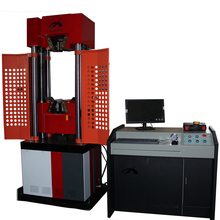 Computer-controlled Electro-hydraulic Servo Automatic Universal Testing Machine