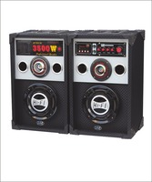 Hifi cover shop use stage speaker with usb,sd,fm,remote(TF-653C)