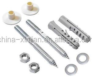 Toilet Fixing screw set / Hanger bolt / Dowel screw