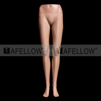 Plastic Hip Torso Leg female Mannequin for women lower-body for Pants Clothing Display M009-XFL01