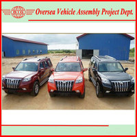 Ghana Auto Plant Assemble Gasoline & Diesel China New Cars SUV 2015