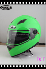 HD-09B HD wholesale motorcycle helmet double visor modular full face helmet