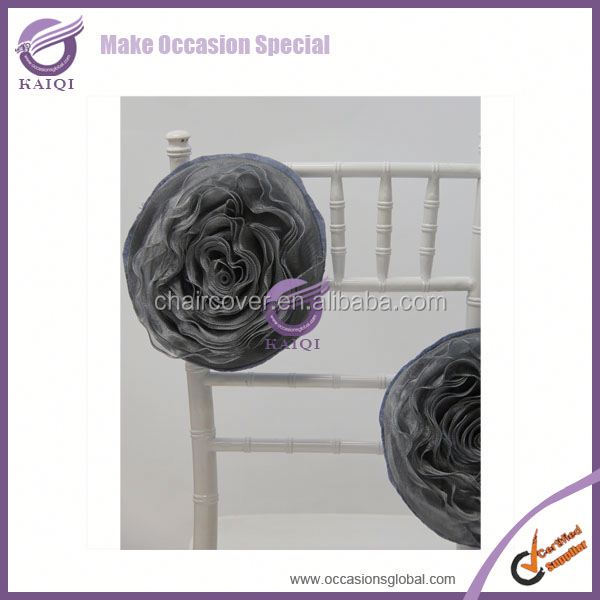 black wedding wholesale preserved decoration fabric flower making