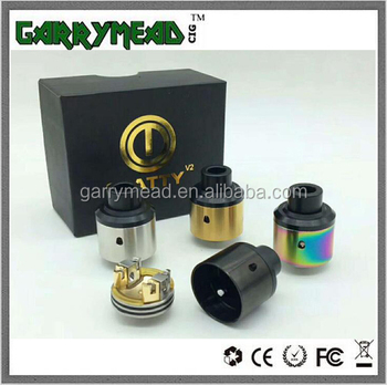 Garrymead New Design rda for O atty v2 rda with bf pin,Devil Rda o atty v2 rda o atty v2 atomizer o atty 22mm and 24mm with high