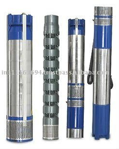 High Capacity Stainless Steel Submersible Pump