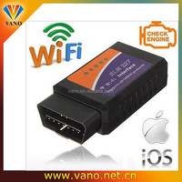 ELM327 WIFI OBDII LE Bluetooth OBD2 adaptor