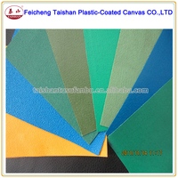 100% Polyester Waterproof Fabric For Industrial Awning Truck Cover PVC Tarpaulin