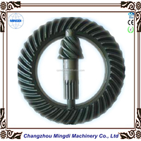 Toy Car Used Crown Wheel / Ring Pinion Gear Transimission Parts