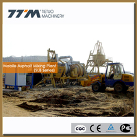 30t/h mobile asphalt bitumen batching plant,mobile asphalt drum mix plant