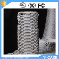 3D Genuine Leather Snake Design Phone Case Cover For Motorola Moto G