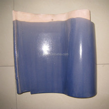 European Style Blue Clay Roof Tile