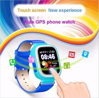 Plastic gsm mobile phone wholesale 1089 digital watch child smart watch made in China