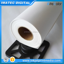Wholesale 380gsm Poly Cotton Inkjet Printing Canvas Roll for Eco Solvent Ink