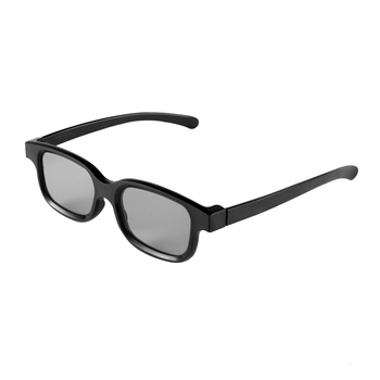 Good Look Passive Polarized Plastic 3D Cinema Glasses