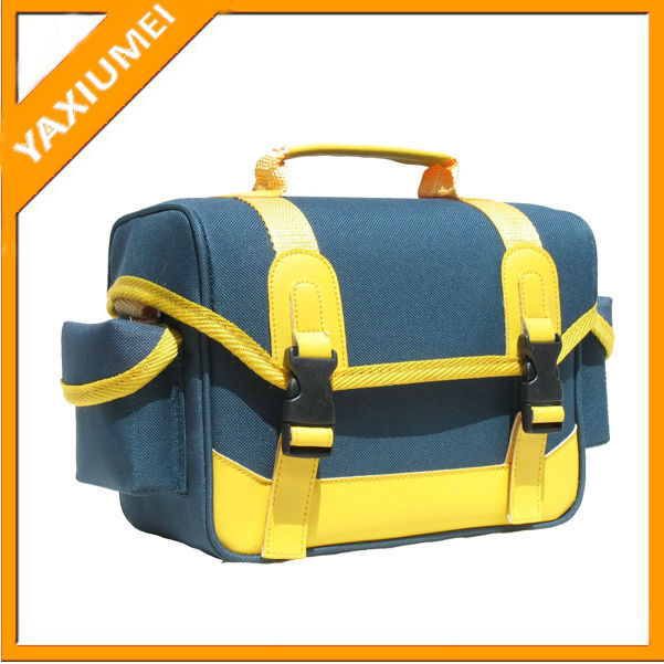 hot sale stylish polyester camera bags