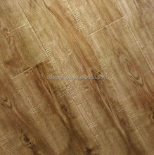 good quality and service 12mm Spotted gum best place to buy dark brown wood laminate flooring