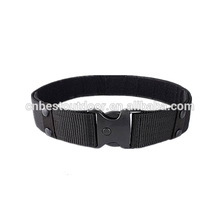 Wholesale New Design Hot Sale police /military belt tactical buckle security duty belt High quality tactical belt