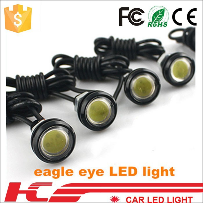 LED Daytime Running Light 18mm 23mm Eagle Eye Led Waterproof Eagle Eye LED Daytime Running/ Brake Lamps/ Lights