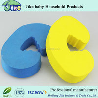 Jike customized thickened EVA foam door stopper for baby protection