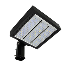 High luminous parking lot led shoebox light/CUL led shoebox retrofit kit for ball court