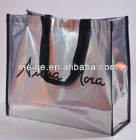 High quality non woven ,polyester tote bag/cheap oversized tote bag