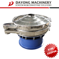 DY-1000 portable vibration strainer for wheat flour with 50 mesh