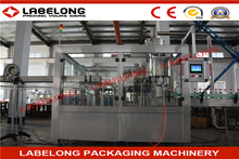 best selling soft drinking filling machine and equipment for factory use