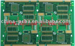 China manufacturer ceramic PTFE pcb prototype