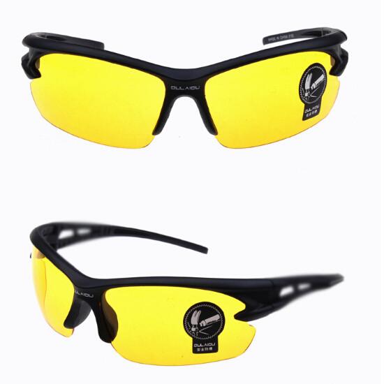 5b2448fb02c Get Quotations · Sport Glasses Men Cycling Eyewear UV400 Mountain Bike  Glasses Oculos Esportivos Security Explosion-proof Sunglasses