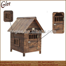 custom indoor wooden dog house for sale