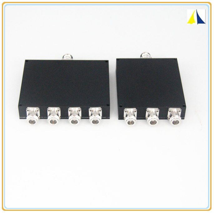 Low PIM RF 698-2700MHz Power Divider/Combiner