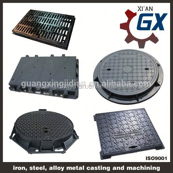 BS EN124 B125 600mm manhole covers
