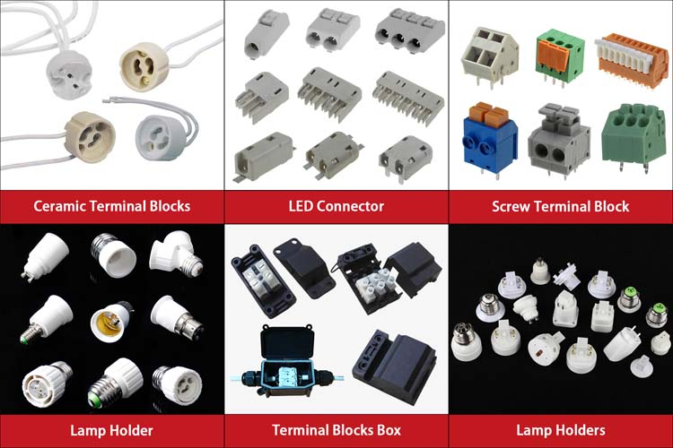 High quality 001 KLS brand wire terminals