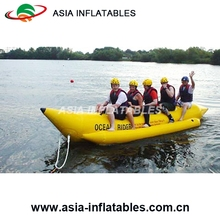 Philippines PVC Tarpaulin Inflatable Dragon Boat Towable, Inflatable Flying Dragon