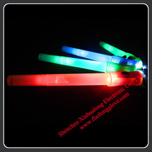 Glow Products LED Flashing Light Whistle Lollipop Sticks