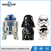 New arrival star war Yoda warrior model usb memory flash stick pen thumb drive for mobile phone