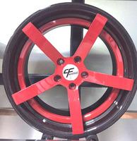 carbon fiber rims racing car steering wheel