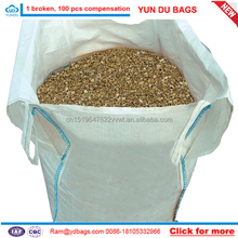 1/1.5/2 tonne Large Supper Sack Bulk Bag Gravel