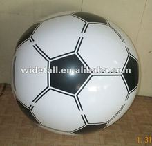 inflatable ball\ plastic football,soccer ball\american rugby toy\ promotion gift