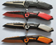 Amazon hot sale tatical survival sharp folding pocket knife with saw blade