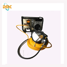 1100W 110V diving and Snorkeling compressor with breathe hose with filter and regulator and floatiing boat for hookah system