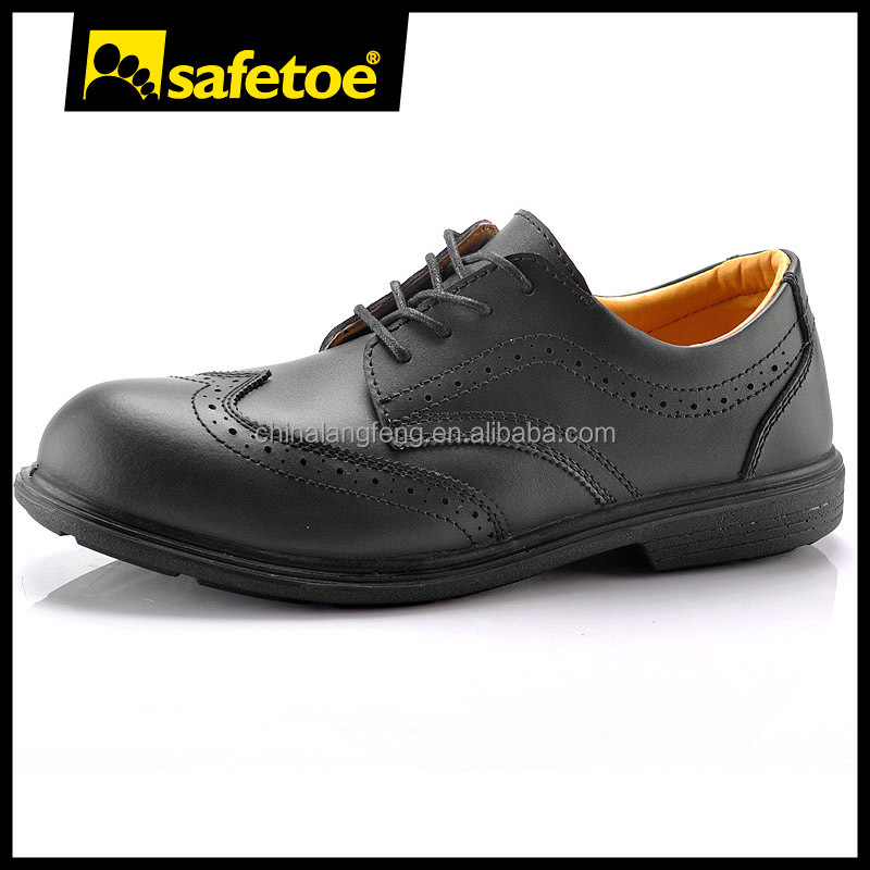 Italian military boots police shoes for men