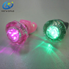 Party bright diamond crystal led light up finger rings