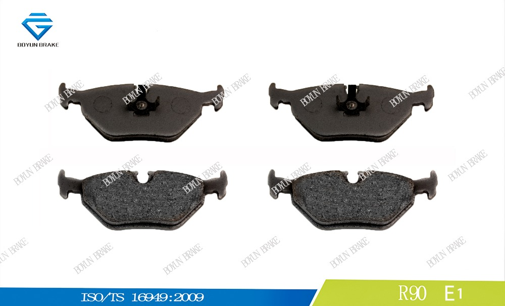 High Quality brake pad for BMW D692 34216778168 21934