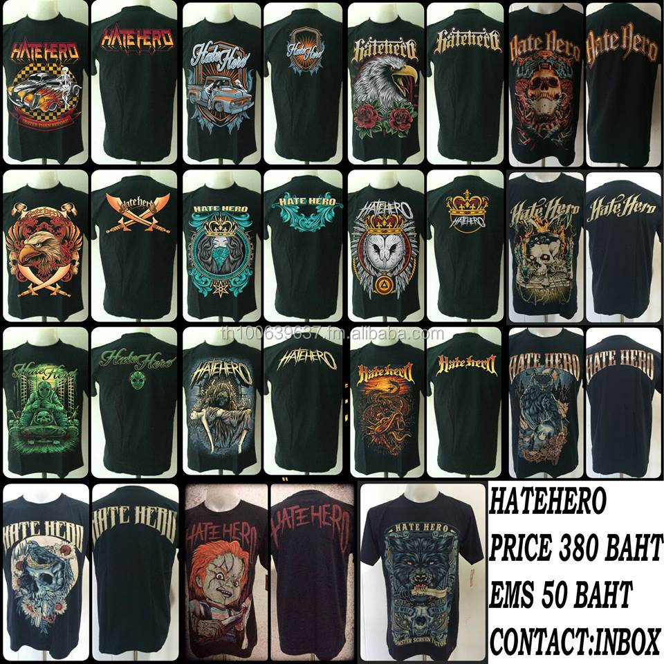 Hatehero clothing