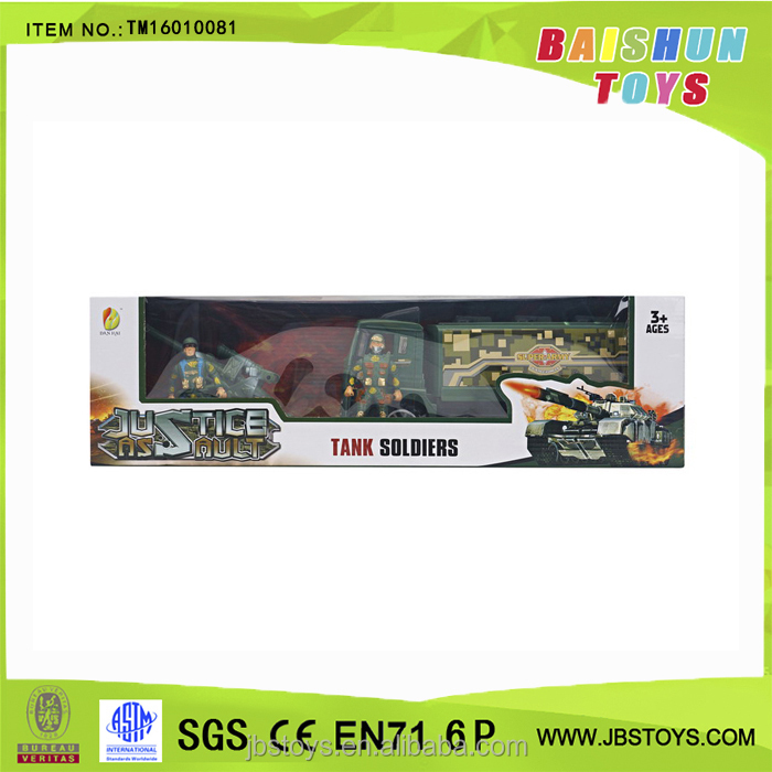 Military Vehicles Tank Soldier TM16010081