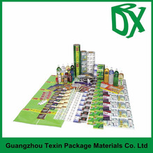 Guangdong manufacturer PVC shrink label/film in roll shrink film for packing